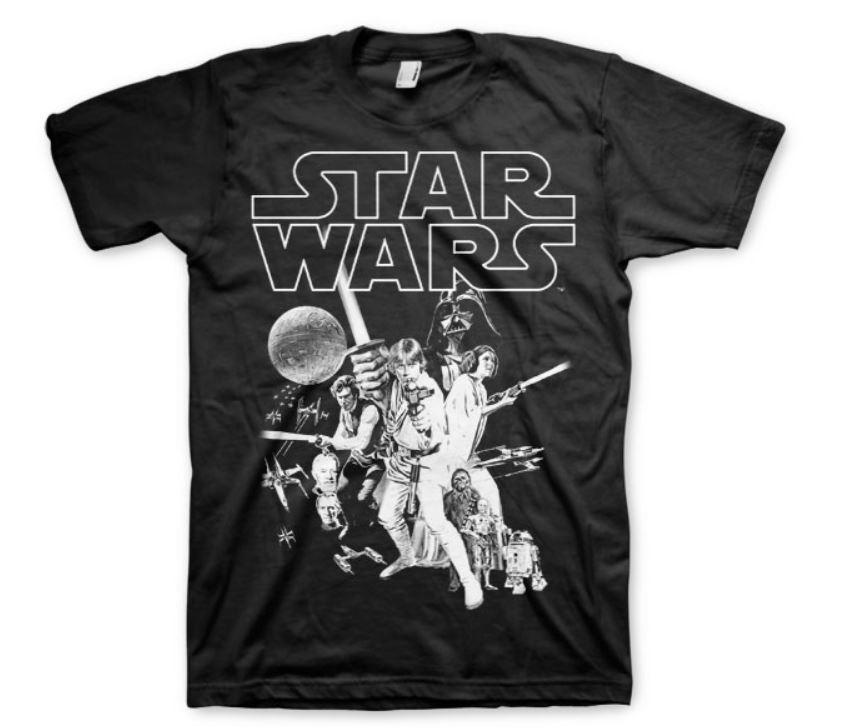 Koszulki Star Wars, Czyli Wpływ Popkultury Na Życie Człowieka