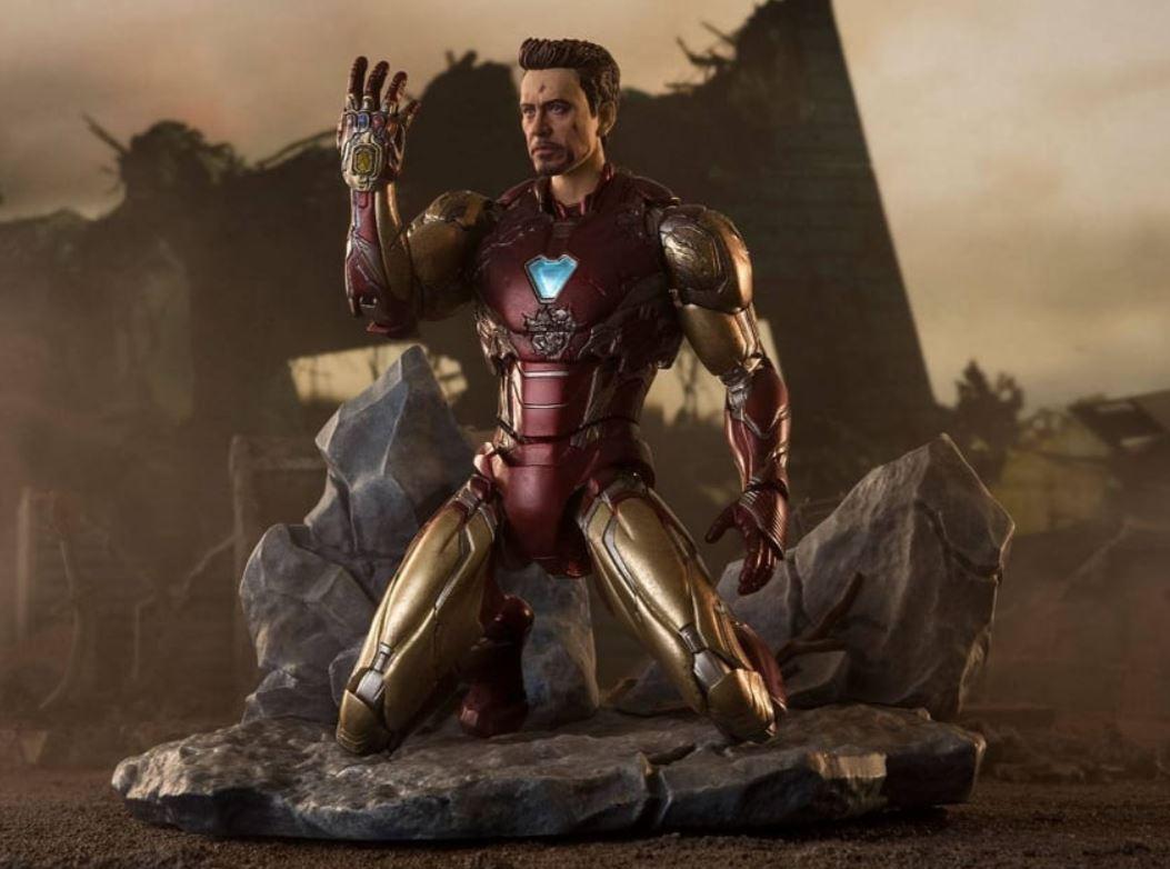 Figurki z Marvela