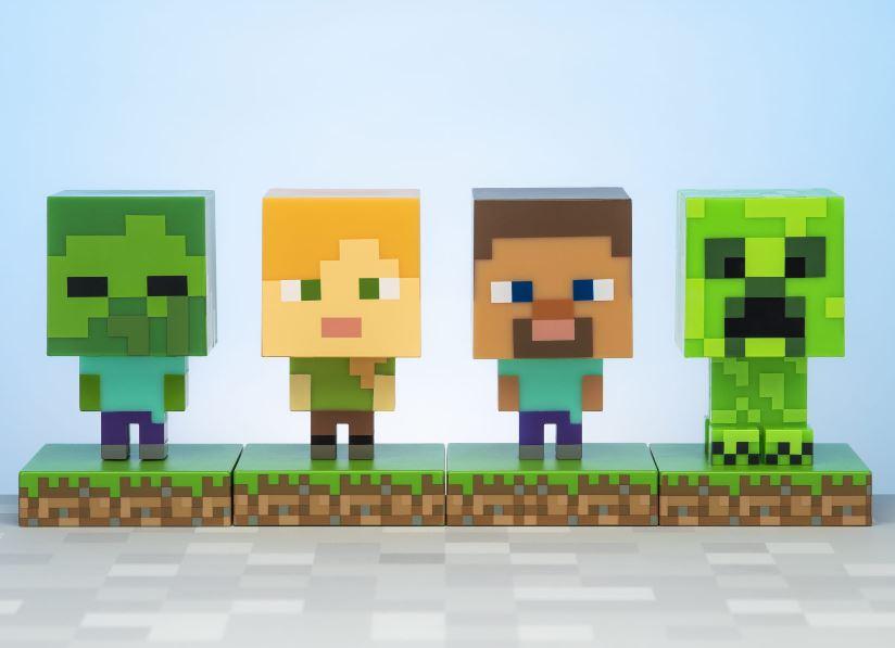 Minecraft gadżety – idealny prezent dla każdego gracza.